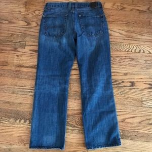 Lucky Brand Jeans - Lucky Brand VTG 10 Rise Straight Jeans Size 31